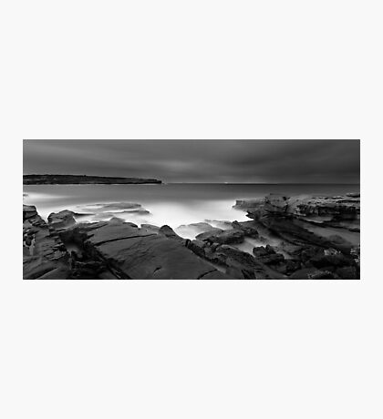 Long Bay Exposed Photographic Print