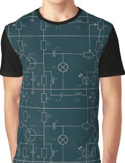 scheme Graphic T-Shirt