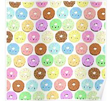 Dozens of Donuts Poster