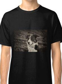 The world's friendliest sheep dog Classic T-Shirt