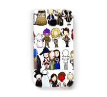 Doctor Who all together now Samsung Galaxy Case/Skin