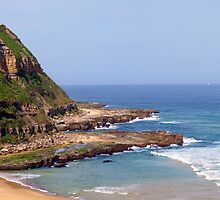 Newcastle Beach [Susan Gilmour ]NSW Australia  by Virginia  McGowan