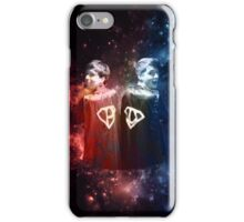 Dan And Phil Heroes (Style #2) iPhone Case/Skin