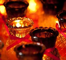 Candles in Penang by Melinda Smith