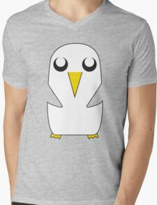 Adventure Time - Gunter Mens V-Neck T-Shirt