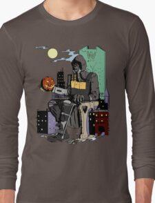 Scarecrow's Long Halloween - Batman: Arkham Knight Long Sleeve T-Shirt