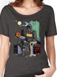 Scarecrow's Long Halloween - Batman: Arkham Knight Women's Relaxed Fit T-Shirt