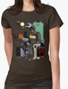 Scarecrow's Long Halloween - Batman: Arkham Knight Womens Fitted T-Shirt