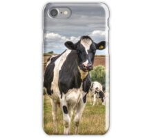 Milking Time? iPhone Case/Skin