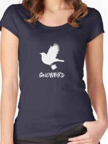 Snowbird Women's Fitted Scoop T-Shirt