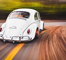 Slammed 1965 Volkswagen Beetle by Jacob Brcic
