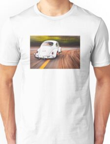 Slammed 1965 Volkswagen Beetle Unisex T-Shirt