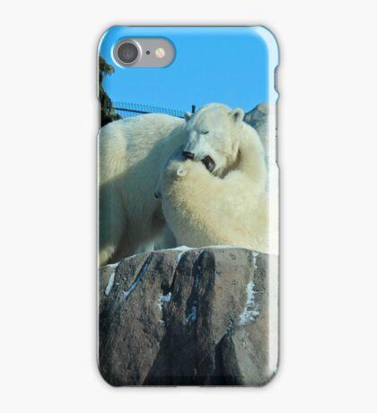 Playful Polars iPhone Case/Skin