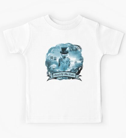 Lord of the Owls Kids Tee