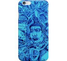 rhyme of the sea iPhone Case/Skin