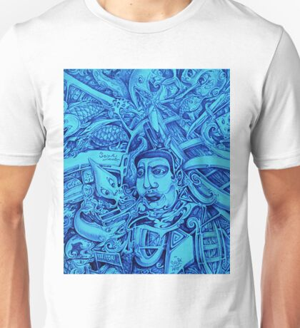 rhyme of the sea Unisex T-Shirt