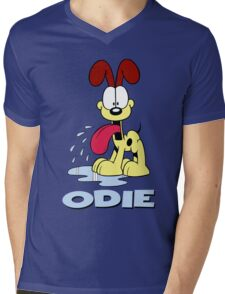 Odie - garfield Mens V-Neck T-Shirt