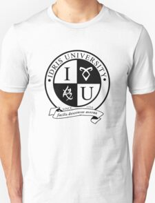 Idris University (light-based) T-Shirt