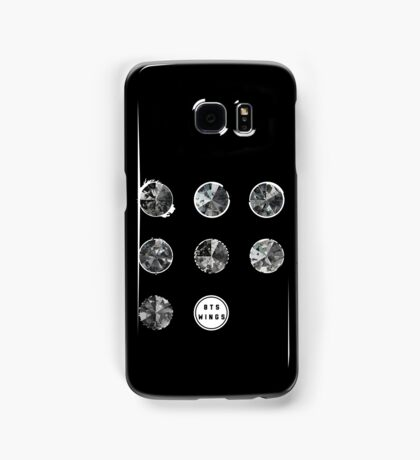 BTS WINGS Samsung Galaxy Case/Skin