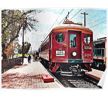 Blimp - Streetcar 418 Poster