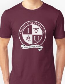 Idris University (dark-based) T-Shirt