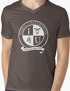 Idris University (dark-based) Mens V-Neck T-Shirt