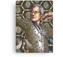 Jimmy Price - King of the bees Canvas Print