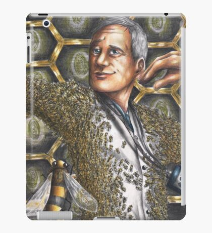 Jimmy Price - King of the bees iPad Case/Skin