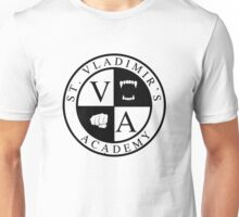 St. Vladimir's (Vampire) Academy (light-based) Unisex T-Shirt