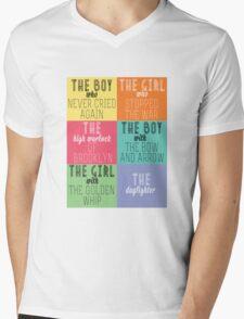 The Mortal Instruments: Descriptions Mens V-Neck T-Shirt