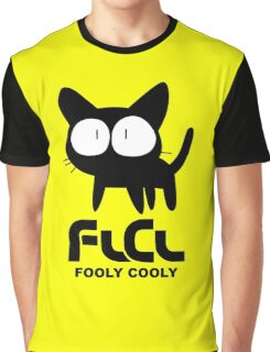 FLCL - Fooly Cooly Graphic T-Shirt