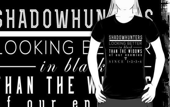 """The Mortal Instruments: """"Shadowhunters"""" by dictionaried"""
