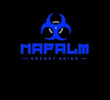 VGHS Napalm Energy Drink (Blue Edition) by FlowDesigns