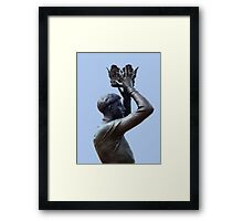 You can call me Hal Framed Print