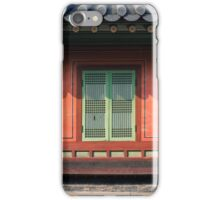 Gyeongbok Palace  iPhone Case/Skin