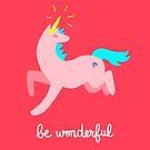 Wonderful Unicorn by OneAlice