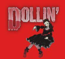 Dollin' Kids Tee