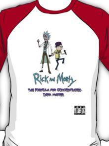 """Rick and Morty Rap Album"" T-Shirt"