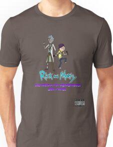 """""""Rick and Morty Rap Album"""" Unisex T-Shirt"""