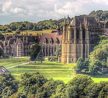 Lancing College Chapel -  Shoreham West Sussex - HDR by Colin  Williams Photography