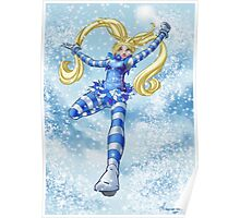 Snow Spirit Poster