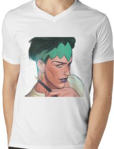 Rohan portrait Mens V-Neck T-Shirt