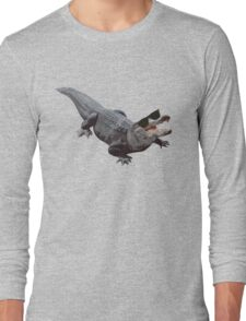 """Cool Gator"" Long Sleeve T-Shirt"