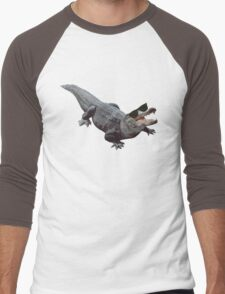 """Cool Gator"" Men's Baseball ¾ T-Shirt"