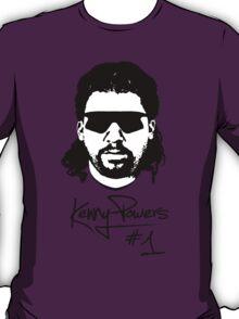 Kenny Powers Nr. 1 T-Shirt
