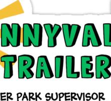 Sunnyvale Trailer Park Sticker