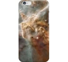 Star Forming in the Carina Nebula iPhone Case/Skin