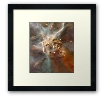 Star Forming in the Carina Nebula Framed Print