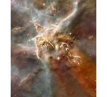 Star Forming in the Carina Nebula Photographic Print