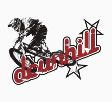 MTB downhill by Komiksar